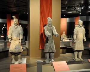 """""""Terra Cotta Warriors: Guardians of China's First Emperor,"""" National Geographic Museum, Washington, DC (cc) By Kevin H. Kevin Harber"""